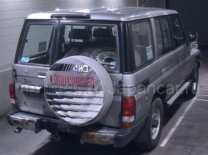 Toyota Land Cruiser 70 2003 года во Владивостоке