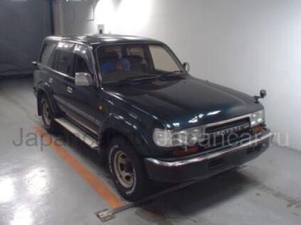Toyota Land Cruiser 80 1993 года во Владивостоке