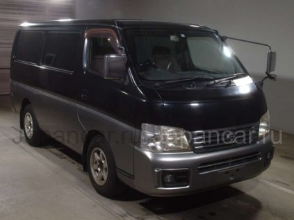 Nissan Caravan 2001 года во Владивостоке