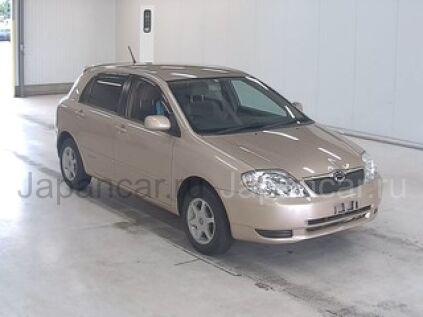 Toyota Corolla Runx 2002 года во Владивостоке