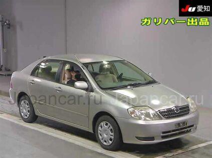 Toyota Corolla 2002 года во Владивостоке