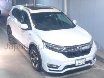 Honda CR-V 2019 года во Владивостоке