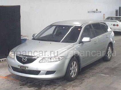 Mazda Atenza 2004 года во Владивостоке