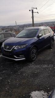 Nissan X-Trail 2019 года во Владивостоке