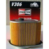 фильтр воздушный YAMAHA Champion V306 FZR/YZF1000R(89-01  купить по цене 1280 р.