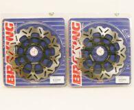 суппорт  тормозные диски для CBR1000RR 04  купить по цене 7500 р.