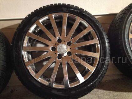 Зимние колеса Triangle Tr777 225/45 18 дюймов Cosmic japan ширина 7 дюймов вылет 52 мм. б/у в Новокузнецке