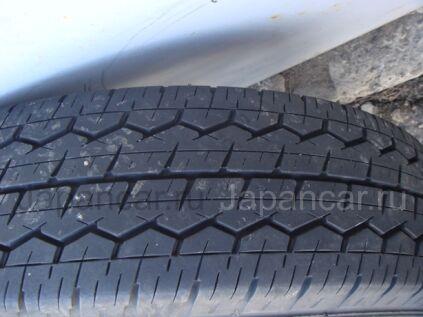 Летниe шины Dunlop 165/80 13 дюймов новые в Уссурийске