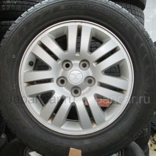 Летниe колеса Toyo Su sports 215/60 16 дюймов Japan вылет 46 мм. б/у в Новосибирске