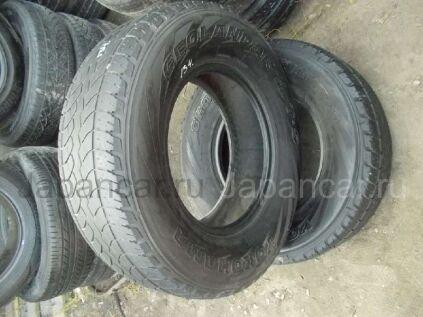 Всесезонные шины Yokohama Geolander 265/70 16 дюймов б/у во Владивостоке