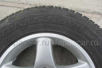 Всесезонные шины Bridgestone Blizzak dm-v1 215/70 16100 дюймов б/у во Владивостоке
