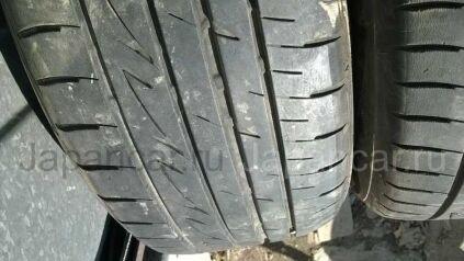 Летниe шины Bridgestone Playz pz-x 225/55 16 дюймов б/у в Челябинске