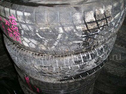 Зимние шины Toyo Winter tranpath 195/65 15 дюймов б/у во Владивостоке