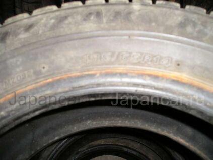 Зимние шины Bridgestone Blizzak mz03 185/65 14 дюймов б/у во Владивостоке