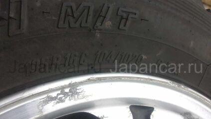 Грязевые шины Toyo Tranpath a\t 195/70 16 дюймов б/у в Челябинске