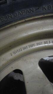 Всесезонные колеса Япония Bridgestone 31X/10.5 15 дюймов б/у в Чите