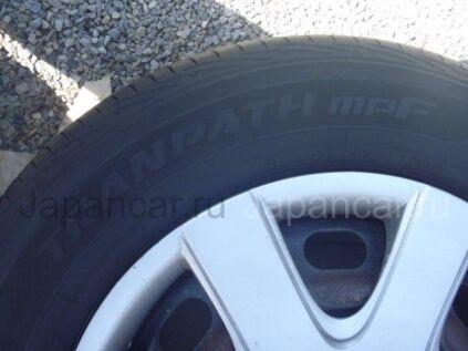 Летниe колеса Toyo tranpath 195/65 15 дюймов Mazda ширина 6.5 дюймов вылет 52 мм. б/у в Краснодаре