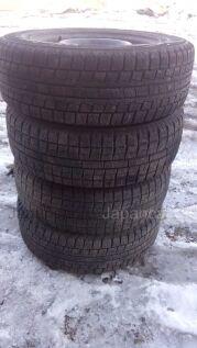 Зимние колеса Toyo & hangook 195/65 15 дюймов б/у во Владивостоке