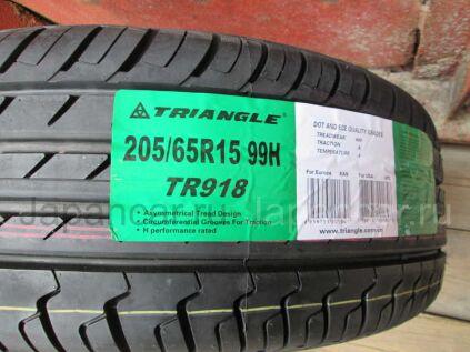 Летниe шины Triangle tr918 Tringle tr918 205/65 15 дюймов новые во Владивостоке