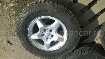 Летниe шины Dunlop Grandtrek at2 225/75 16 дюймов б/у в Челябинске