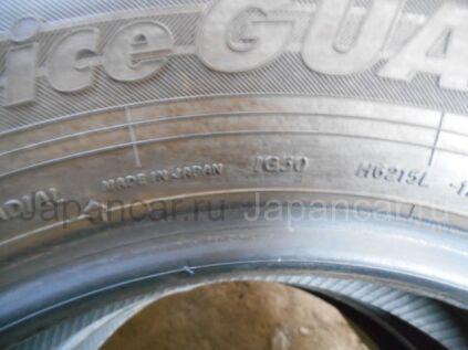 Зимние шины Yokohama Ice guard ig50 185/65 14 дюймов б/у во Владивостоке