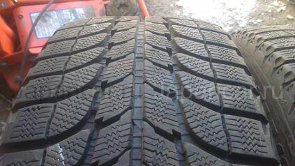 Зимние шины Michelin latitude x-ice 255/55 18 дюймов б/у в Челябинске