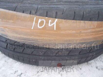 Летниe шины Dunlop Enasave rv503 215/60 16 дюймов б/у в Новосибирске