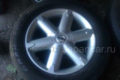 Летниe колеса Dunlop Grandtrek at 20 225/65 18 дюймов Nissan б/у в Челябинске