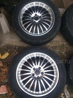 Всесезонные колеса Hankook 235/55 18 дюймов б/у в Находке