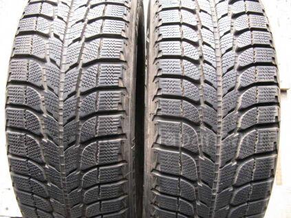 Зимние шины Michelin X-ice 215/65 15 дюймов б/у во Владивостоке