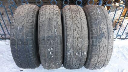 Зимние шины Yokohama Geolandar h/t 215/70 16 дюймов б/у в Благовещенске