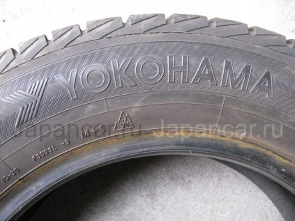 Зимние шины Yokohama Ice guard ig30 205/65 16 дюймов б/у во Владивостоке