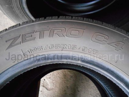 Летниe шины Zetro C4 195/65 15 дюймов б/у во Владивостоке