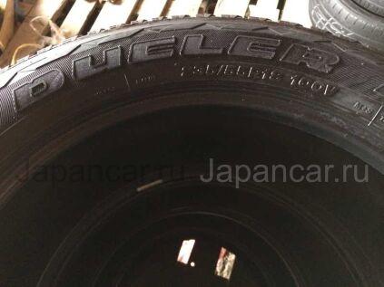 Летниe шины Bridgestone Dueler h/l alenza 235/55 18 дюймов б/у во Владивостоке