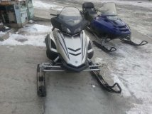 снегоход YAMAHA RX-1