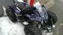 квадроцикл IRBIS MC-380-250CC купить по цене 70000 р. в Кемерово