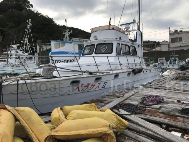 яхта моторная WEEKENDER PEGASUS II 50F 2001 года