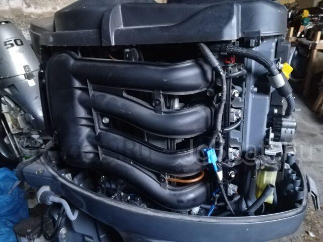 мотор подвесной YAMAHA F 80 инжектор 2009 года