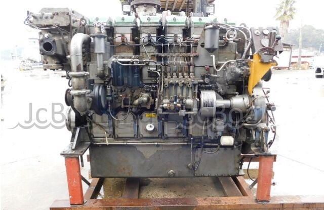 мотор стационарный MITSUBISHI S6R2F-MTK2 2000 года