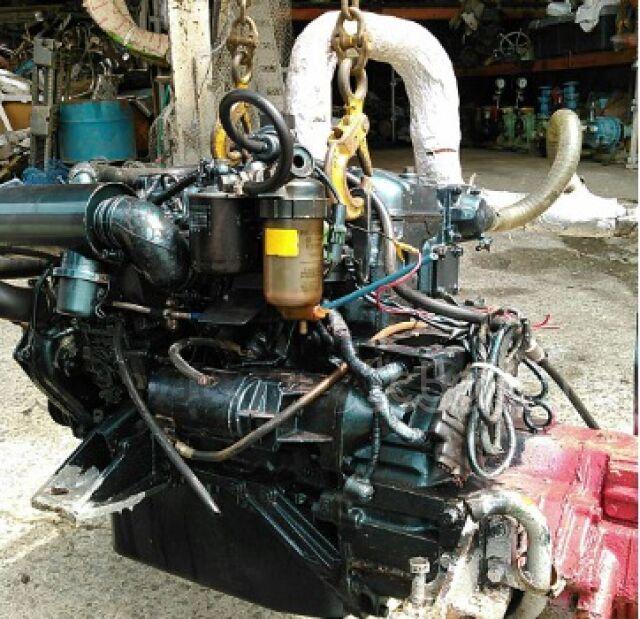 мотор стационарный YAMAHA MD220A 2001 года