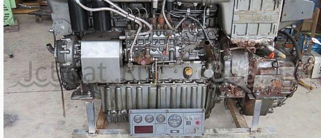 мотор стационарный YANMAR 6CX-GT 2001 года