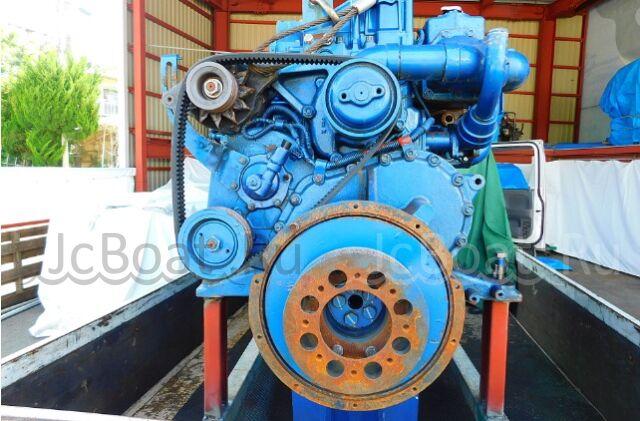 мотор стационарный YANMAR 6RB1TCX 2001 года