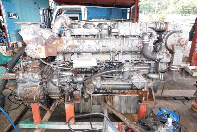 мотор стационарный YANMAR 6KXZP-GT 2002 года