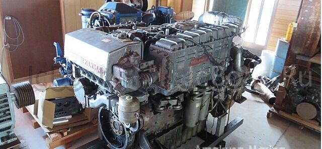 мотор стационарный YANMAR 6KX-GT 2000 года