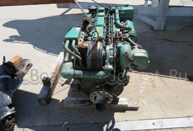 мотор стационарный VOLVO PENTA AD41 2000 года