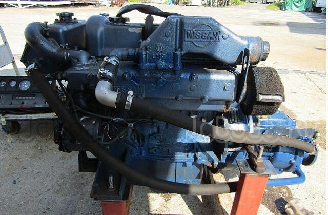 мотор стационарный MITSUBISHI S6M4-MTK2L 2001 года