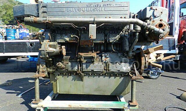 мотор стационарный MITSUBISHI S6B3F-MTK2 2000 года