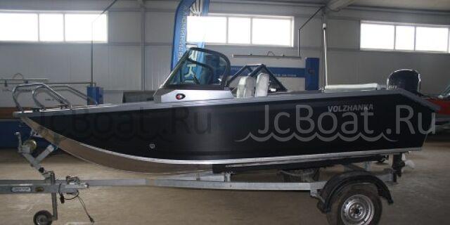 лодка Волжанка-46 FISH + YAMAHA 2019 года