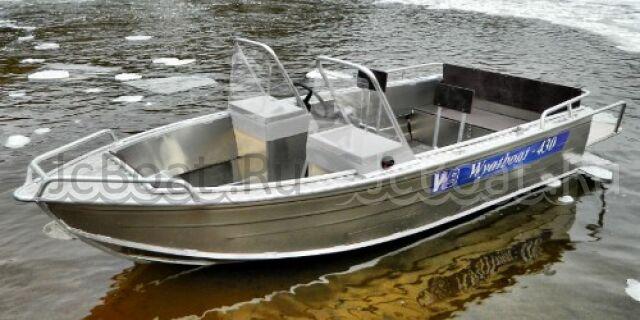 лодка WYATBOAT 430 DC 2021 года