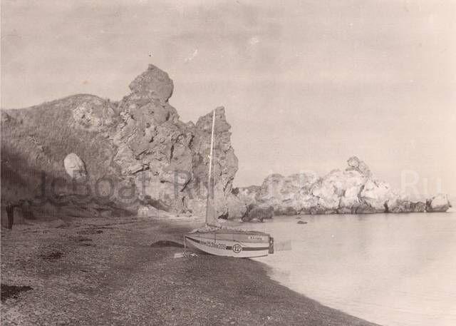 яхта парусная АМУР МАЛЫШ 1985 года